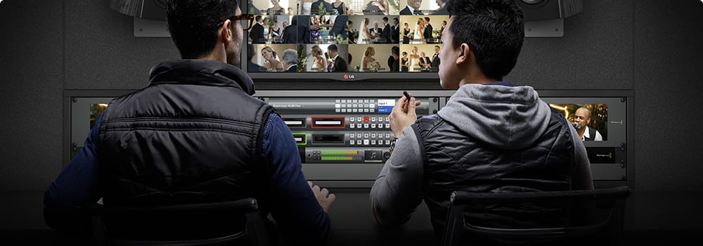 Blackmagic Design Multiview Monitoring