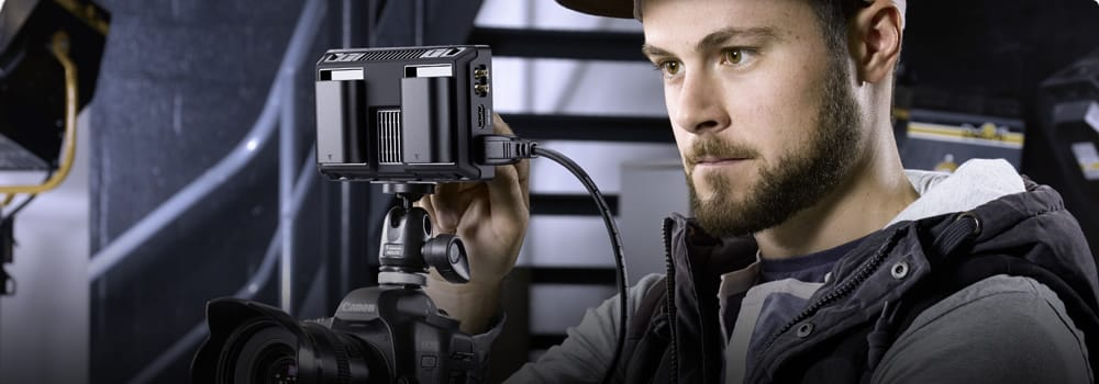 Blackmagic Design ​Professional Recording and Monitoring