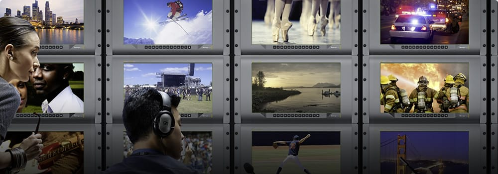 Blackmagic Design Video Monitoring
