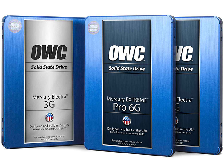 OWC Solid State Drives SSD
