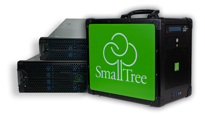 Small Tree Shared Storage