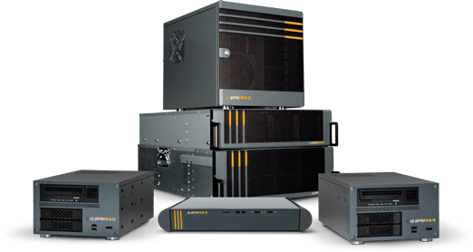 Promax Platform Shared Storage
